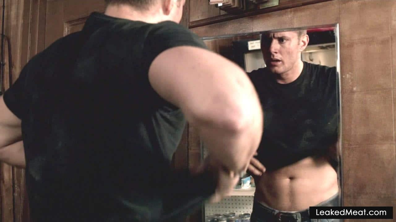 Jensen Ackles   LeakedMeat 40