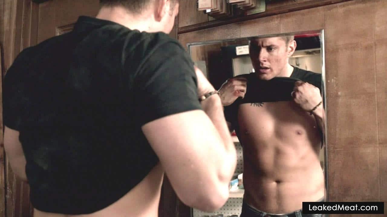 Jensen Ackles | LeakedMeat 41