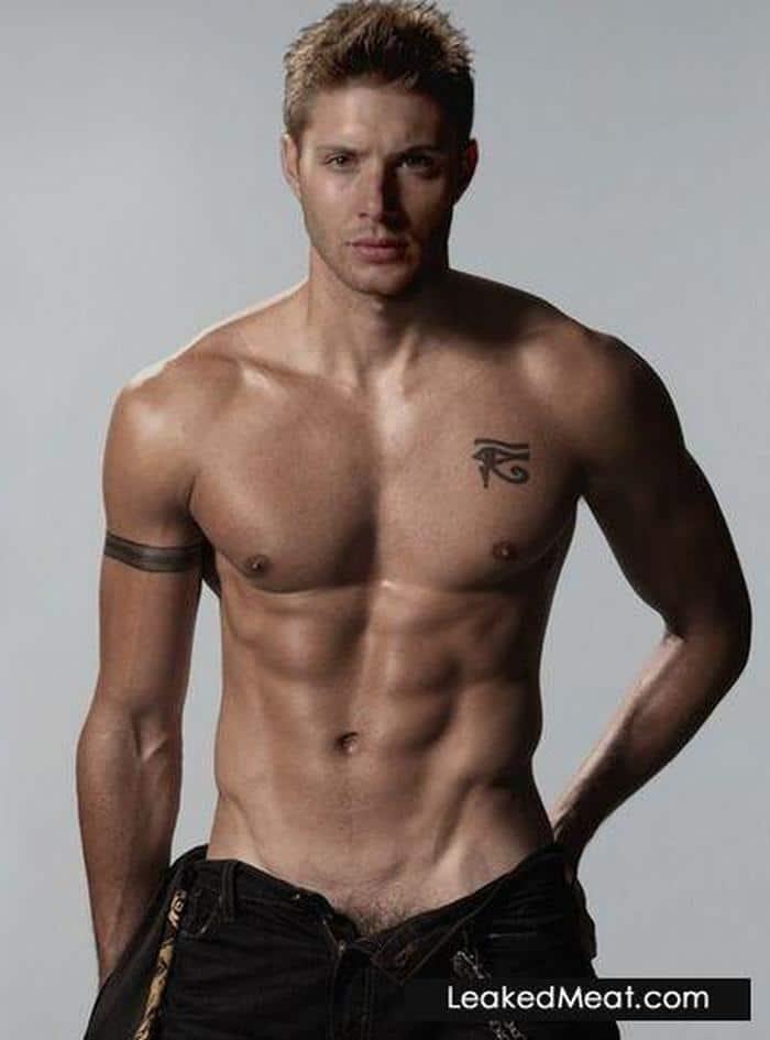Jensen Ackles   LeakedMeat 5