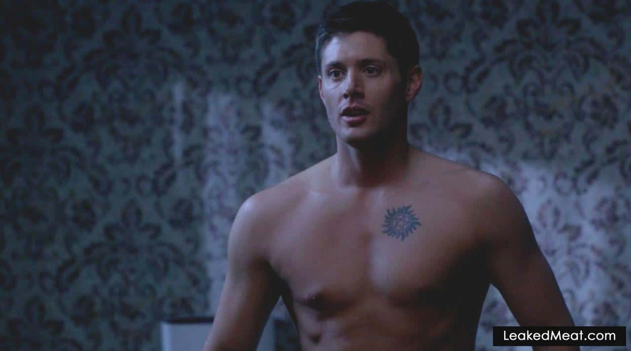 Jensen Ackles   LeakedMeat 53