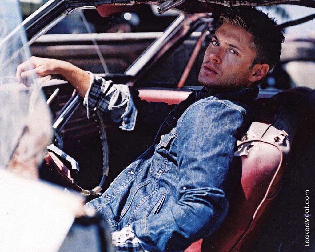 Jensen Ackles | LeakedMeat 8