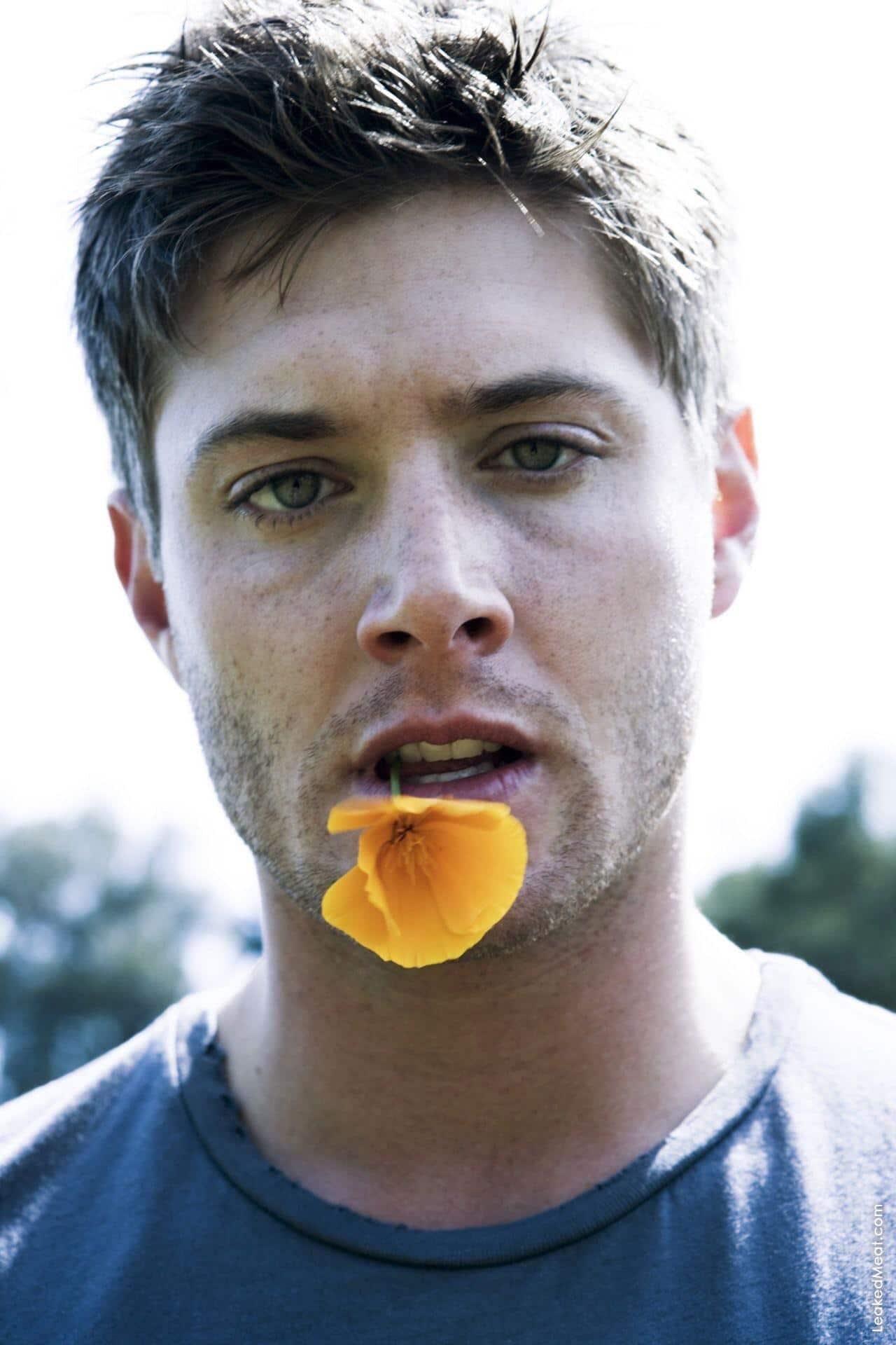 Jensen Ackles | LeakedMeat 9