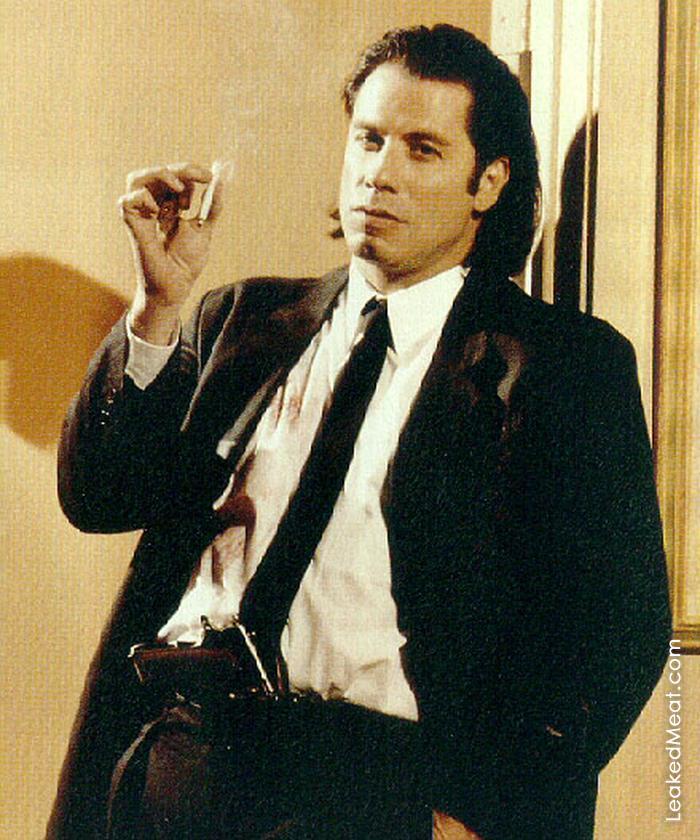 John Travolta | LeakedMeat 4